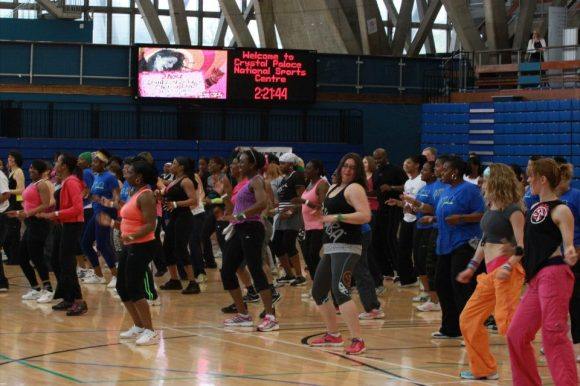 ACLT Zumbathon participants [image credit Okito Gonzales Photography]