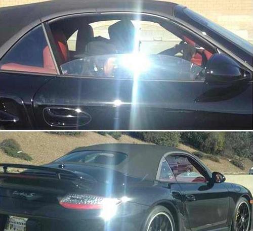 Chris-Brown-and-Karrueche-driving-in-a-porsche