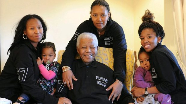 nelson mandela granddaughters reality show